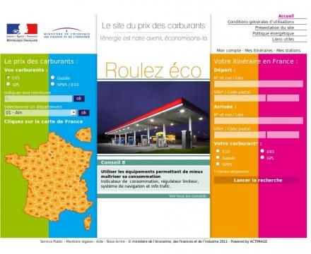 Comparez les prix du carburant dans les stations essence de sa ville