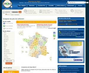 Site zagaz.com