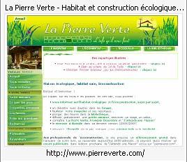 Construire une habitation ecologique ?