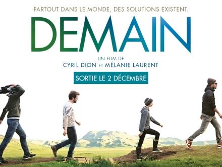 Demain – Film de Cyril Dion et Mélanie Laurent