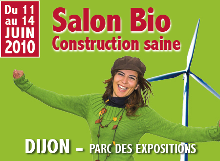 Salon Bio & Construction Saine à Dijon