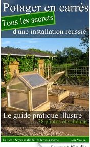 Ebook : Potager en carres
