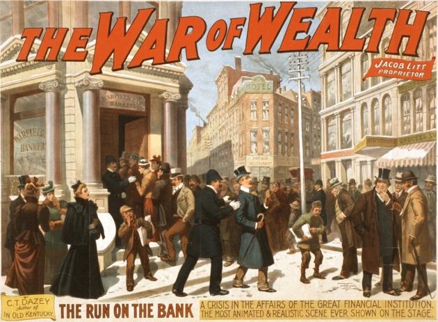 Cantona : Retrait massif de l'argent des banques