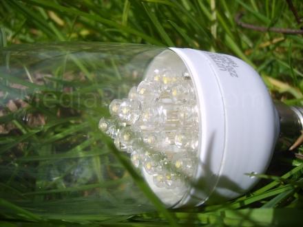 Lampe à LED : Ampoule à basse consommation