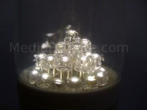 Eclairage à economique LED