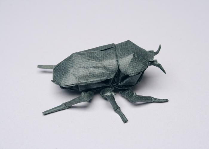 origami 3d 10 pliages d 39 animaux par origamistes confirm s renard hibou chien chat. Black Bedroom Furniture Sets. Home Design Ideas