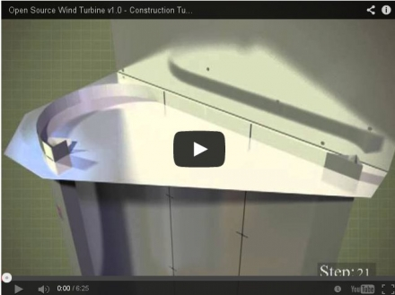 Construire une eolienne à axe vertical pour 30 dollars !