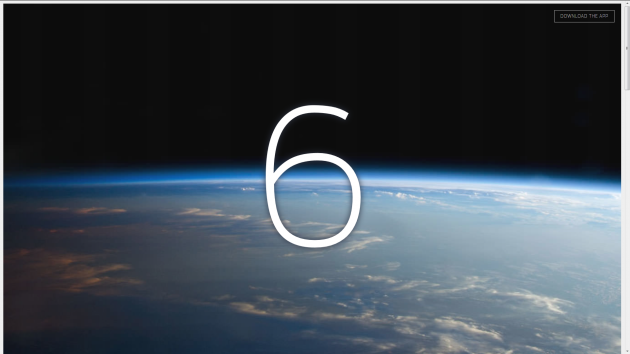 App – Combien de personnes dans l'espace en ce moment ?