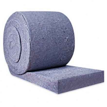 Isolation en fibres de textiles recyclés : Métisse®