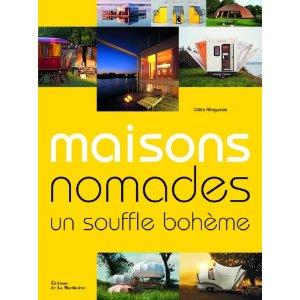 Livre sur l'habitat mobile : Maisons nomades