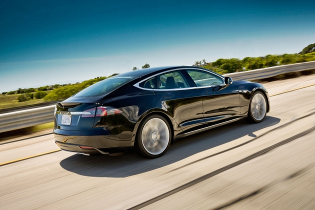Véhicule électrique : Tesla  Model S