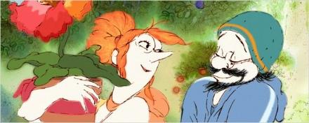 Tante Hilda ! un film de Jacques-Rémy Girerd