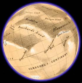 Google Earth vous invite a visiter la planete Mars