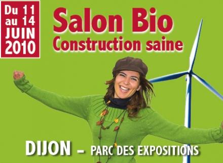 Salon Bio & Construction Saine à Dijon