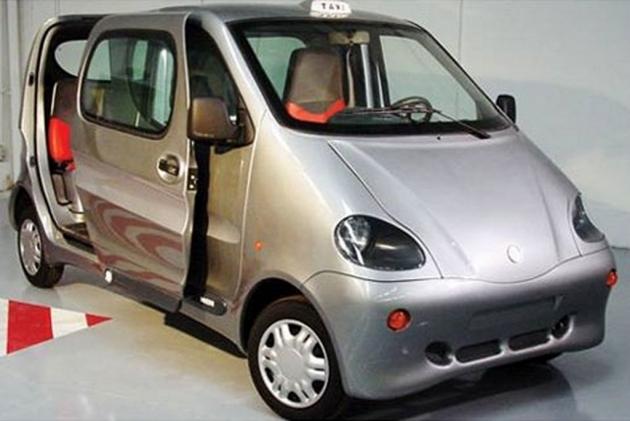 La voiture à air comprimé pour 2014 ?
