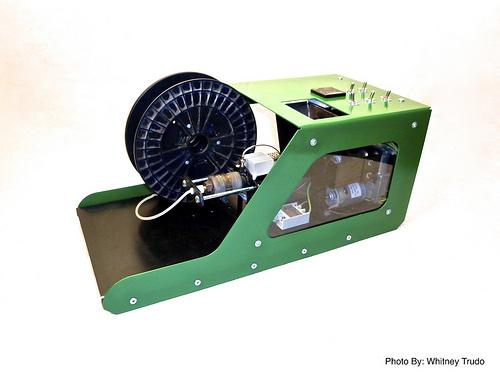 Fabriquer son filament avec du plastique recyclé