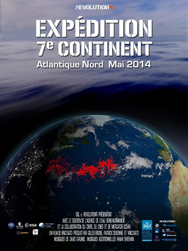 Documentaire : Expédition le 7eme continent