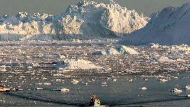 Le réchauffement climatique fait fondre la dernière zone stable du Groenland