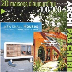 Livres sur les maisons et constructions écologiques