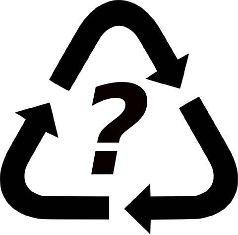 Comment reconnaître les différents plastiques ?